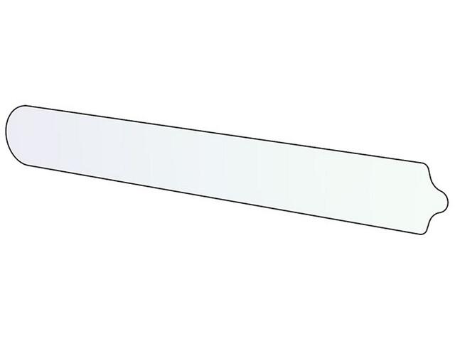 Cube Steinschlagschutz Unterrohr MTB Hiili, transparent